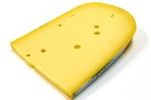 Jonge kaas stuk